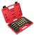 Ellient Tools olajleeresztő csavar menetjavító készlet, 64 db-os