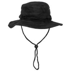 MFH US Rip-Stop kalap Night Camo minával