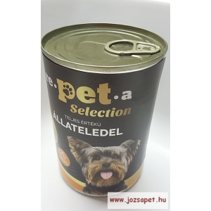 Repeta Selection Dog kutyakonzerv 1240g bárány-nyúl-bodza