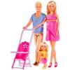 Simba Steffi Love: Happy Family baba család