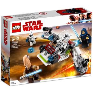 LEGO Star Wars Jedi és Klónkatona harci csomag 75206