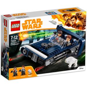 LEGO Star Wars Han Solo terepsiklója 75209