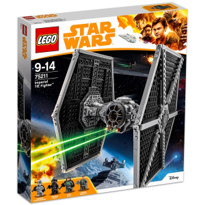 LEGO Star Wars Birodalmi TIE Vadász 75211