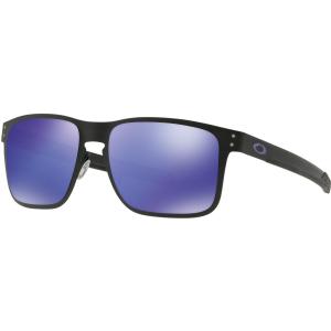 Oakley Holbrook Metal Matte Black/ Violet Iridium