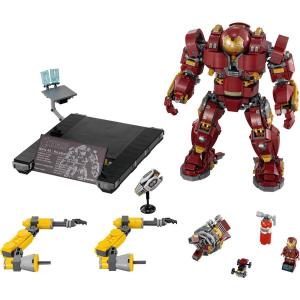 LEGO Super Heroes Hulkbuster Ultron kiadás 76105