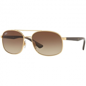 Ray-Ban RB3593 001/13 GOLD BROWN GRADIENT napszemüveg