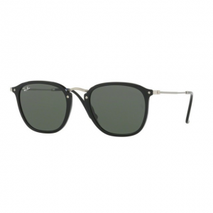 Ray-Ban RB2448N 901 BLACK GREEN napszemüveg