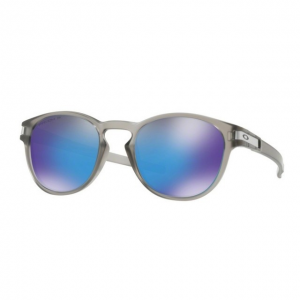Oakley OO9265 32 LATCH MATTE GREY INK PRIZM SAPPHIRE POLARIZED napszemüveg