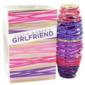 Justin Bieber Girlfriend EDP 100 ml