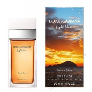 Dolce & Gabbana Light Blue Sunset in Salina EDT 100 ml
