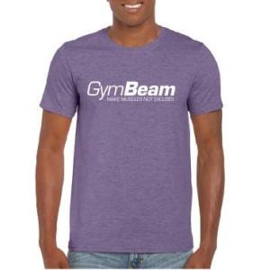 GymBeam Póló Make Muscles Heather Purple XL