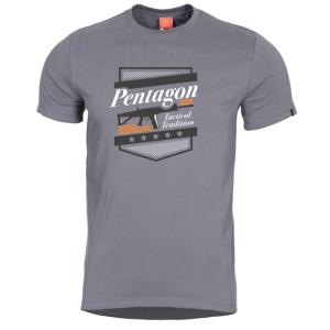 Pentagon A.C.R. póló, szürke