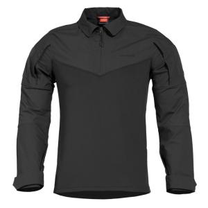 Pentagon Ranger taktikai hosszú ujjú póló, čierny