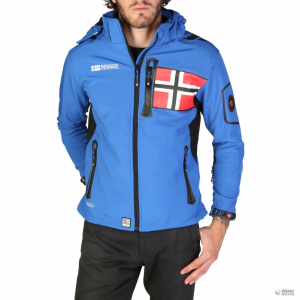 Geographical Norway férfi Dzseki Renade_man_royalkék