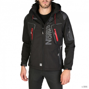 Geographical Norway férfi Dzseki Techno_man_fekete