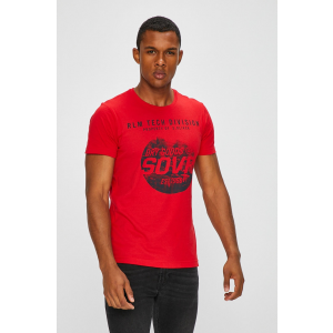 S.Oliver s. Oliver - T-shirt - piros - 1401153-piros