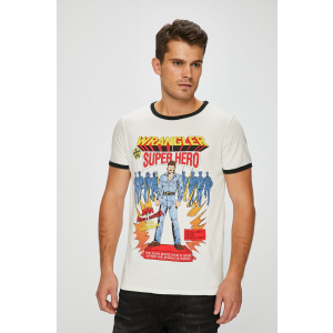 Wrangler - T-shirt - fehér - 1402596-fehér