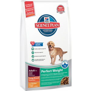 Hill's SP Canine Adult Perfect Weight Large Breed (2 x 12 kg) 24kg