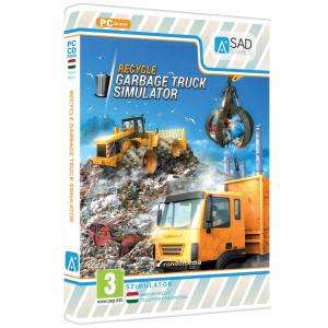 Microsoft Recycle - Garbage Truck Simulator (PC)