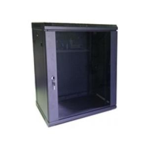 "Linkbasic Wall Mount Cabinet 19"" 18U 600x450 mm fekete"