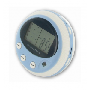 Gyógyszeradagoló pulzusmérővel és riasztással Scala Vergiß nix