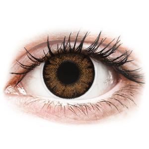 MaxVue Vision Mogyoró ColourVue One Day TruBlends lencse - dioptriás (10 lencse)