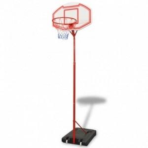vidaXL kosárlabda palánk készlet 305 cm