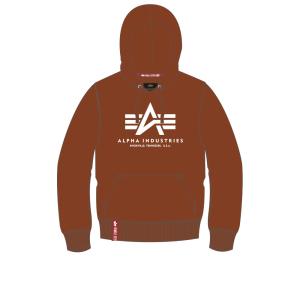 Alpha Indsutries Basic Hoody - copper