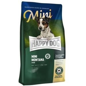 Happy Dog Happy Dog Supreme Mini Montana 4kg