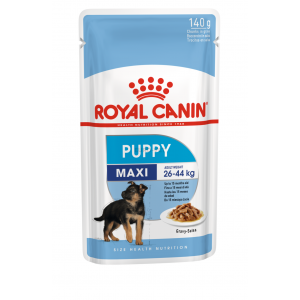 Royal Canin wet maxi puppy 0,14 kg