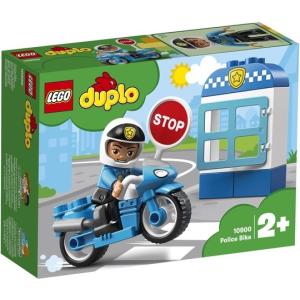 LEGO DUPLO - Rendőrségi motor 10900
