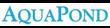 AQUAPOND Medence és kerti tó termékek