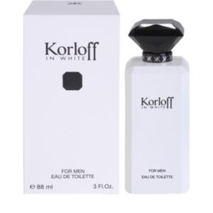 Korloff In White EDT 88 ml