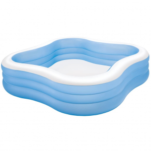 Intex Swim Center Beach Wave 57495NP medence 229 x 229 x 56 cm