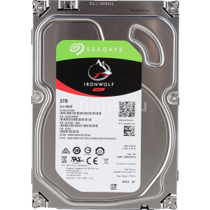 Seagate IronWolf 3.5 3TB 5900rpm 64MB SATA3 ST3000VN007