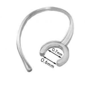Bluetooth headset fülpánt közepes átmérőjű bilinccsel