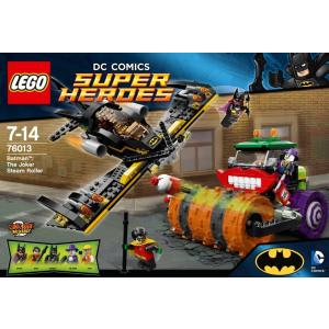 LEGO DC Comics Super Heroes - Batman - Joker gőzhengere (76013)