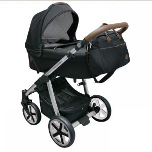 Baby Design Dotty multifunkciós babakocsi - 100 Dark Rock 2019