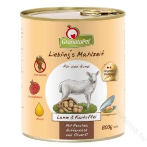 Granatapet Liebling´s Mahlzeit bárány és burgonya konzerv 800 g