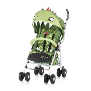 Chipolino Chipolino Ergo sport babakocsi - Green Baby Dragon 2019