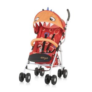 Chipolino Chipolino Ergo sport babakocsi - Red Baby Dragon 2019