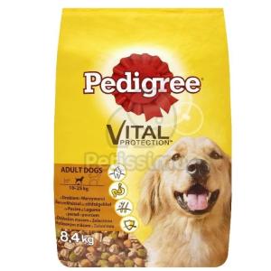 Pedigree Adult szárazeledel baromfihússal és zöldséggel 2,6 kg