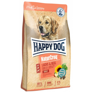 Happy Dog NaturCroq Adult Lachs & Reis 12 kg