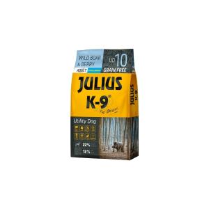 Julius K-9 Grain Free Adult Utility Dog - Wild Boar & Berry 3 kg (311265)