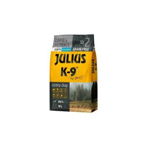 Julius K-9 Grain Free Senior Utility Dog - Lamb & Herbals 3 kg (311272)