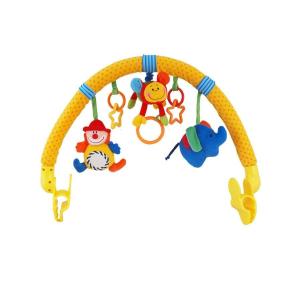 BABY MIX Játék babakocsira Baby Mix Clown