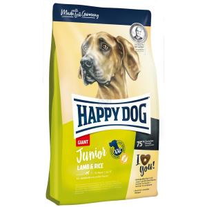Happy Dog Giant Junior Lamb & Rice 15 kg