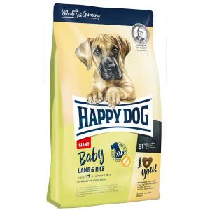 Happy Dog Giant Baby Lamb & Rice 4 kg