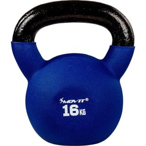 MOVIT Kettlebell súlyzó MOVIT® - 16 kg
