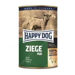 Happy Dog konzerv ZIEGE PUR (Kecske) 12x400g
